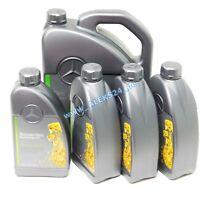 9L Orig Mercedes Synthetic Motoröl Ölservice 5W30 MB 229.51 A000989701 9 Liter