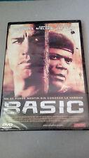 "DVD ""BASIC"" PRECINTADA JOHN McTIERNAN JOHN TRAVOLTA SAMUEL L. JACKSON CONNIE NIE"