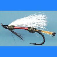 Steelhead Coachman Fly Fishing Flies - One Fly in Choice of Hook Size