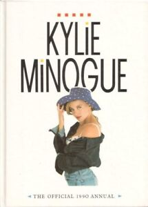 Kylie Minogue: the Official 1990 Annual,Kylie Minogue