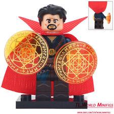 NEW - LEGO Infinity War DR DOCTOR STRANGE Minifigure 76108 Mini Fig Avengers