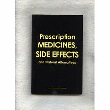 Prescription Medications, Side Effects and Natural