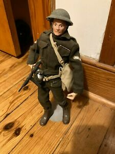 GI Joe Soldiers of the World SOTW British Commando 1966 complete