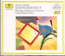 Mahler : Symphonie (Symphonie) No 9/Giulini, Chicago Symphonie - CD