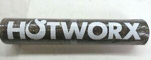 "Hotworx Yoga Mat Brown Hemp Fiber 72-3/4"" x 24"" x .25"" Hot Yoga Mat New"