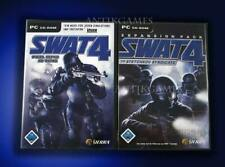 SWAT 4  und Stetchkov Syndicate Gold Edition PC DVD-Box in deutsch