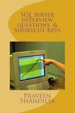 SQL Server interview questions & Shortcut Keys (Internet and Desktop)-ExLibrary