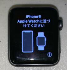 Apple Watch Series 1 38MM Gray GPS - Read Description