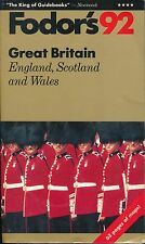 Great Britain by Inc. Staff Fodor's Travel Publications (1991, Paperback)