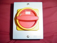 Rotary Isolator 20A 3 Pole IP65 Enclosed Switch M20T, PROTEUS MADLEY RANGE