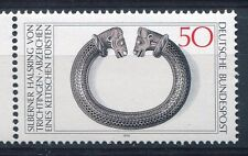 ALLEMAGNE FEDERALE - 1976,  timbre 748, ART, ARCHEOLOGIE, TORQUE ARGENT, neuf**