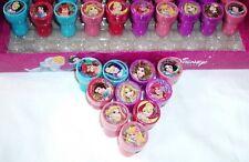20 pcs Disney Princesses Self Inking Stamper Pencil Topper Party Favor Wholesale
