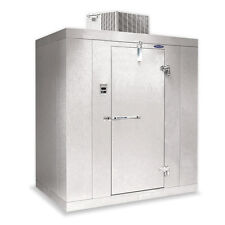 """Norlake Nor-Lake Walk In Freezer 6'x 8'x 6'7"""" H KLF68-C Self-Contained -10F"""
