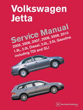 NEW BENTLEY WORKSHOP SERVICE REPAIR MANUAL BOOK VOLKSWAGEN VW JETTA A5 2005-2010