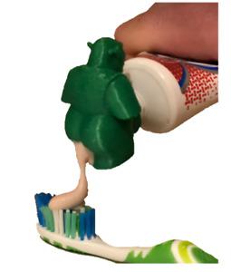 Shrek Toothpaste Dispenser