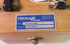 (9061) Tronair Lift Transducer Test Kit Cert Of Cali P/N 99-8058-4000