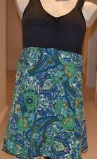 U.K. Stock Women 1 Pc Swimming dress,Swimming Costume, Swimming Suit Size20