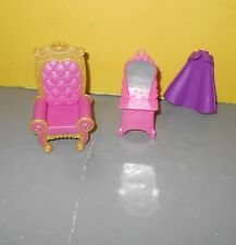 Mattel Disney Princess Royal Castle Playset ~ Replacement Throne Chair