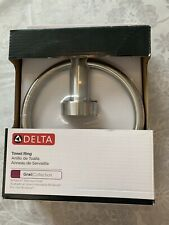 Delta Grail Collection Towel Ring New in Box