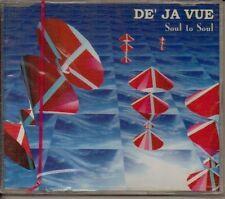 De' Ja Vue Soul to soul (#zyx7829) [Maxi-CD]