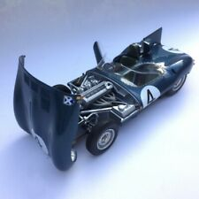 1/24 JAGUAR D TYPE #4 WINNER 1956 LM P24 HI-DETAIL UNBUILT RESIN MULTIMEDIA KIT