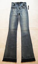 """J BRAND MARIA FLARE High Rise STOLEN Jeans Size 24 35""""L BNWT £270"""