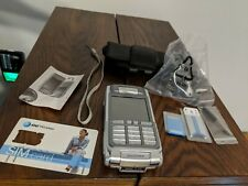 Sony Ericsson P910A - Silver Cellular Phone With accessories and box Old Phone