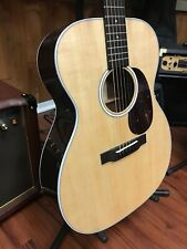 Martin 000-13E Road Series  000-14 fret Acoustic Electric Guitar W/soft bag New!