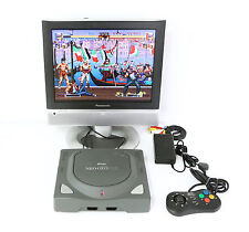 """SNK Neo Geo CDZ Console System """"Excellent ++"""" Tested Properly from Japan!!!"""