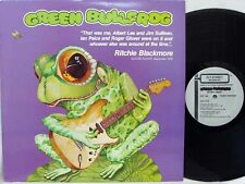 GREEN BULLFROG - Natural Magic LP (US Issue on ECY, Deep Purple Members' Jam)