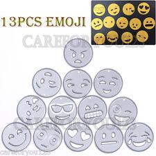 13Pcs Emoji Metal Cutting Dies Stencil For DIY Scrapbook Album Paper Card Craft