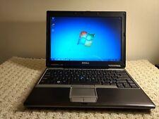 Dell Latitude D430 (Centrino Duo 1.20GHz, 2GB RAM, 40GB HD, Win 7, Office, WiFi)