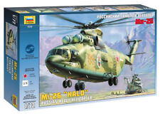 Zvezda 7270 - Russian Heavy Military Helicopter Mi-26 Halo / Modellbausatz 1 72