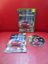 Project Gotham Racing Microsoft Xbox, 2001