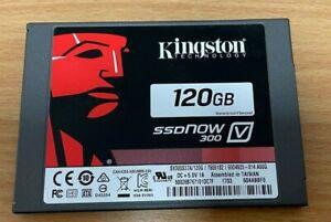 """Kingston SV300S37A/120G SSDNOW 300 120GB 2.5"""" SATA SSD Hard Drive"""
