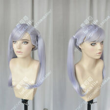 Black Clover Noell Silva Anime Cosplay Costume Wig +Track Number+Wig CAP