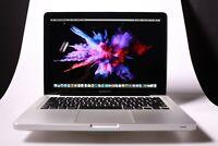 "Apple MacBook Pro 13 13.3"" Pre-Retina  2.5GHz -3.1GHz i5 2012-2016 16GB 2TB SSHD"