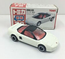 TOMICA ** Honda NSX (White ) ** Boxed * TOMY ** 1:59 Scale