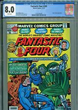 Fantastic Four #200 (Marvel 1978) CGC Certified 8.0
