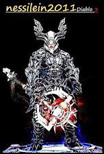 Diablo 3 Ps4- Babar - Ruf Des Unsterblichen Königs - Primal/Archaisch - UMODDED
