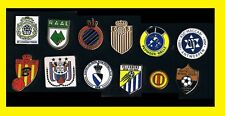 12 pins BELGIUM football clubs pins metal badges football pins BELGIUM football