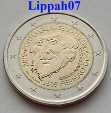 Portugal speciale 2 euro 2019 Ferdinand Magellaan UNC