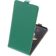 étui pour Archos DIAMANT GAMMA smartphone à Clapet Housse de protection à vert