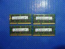 "Apple iMac 27""A1312 Mid 2010 MC511LL/A RAM Memory 2GBx4 2Rx8 PC3-10600S 661-5528"