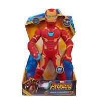 Marvel Avengers Infinity War Cannon Action Iron Man Plush Toy New