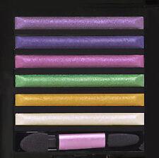MILANI Metallic Runway Baked Eyeshadow Palette 10 HAUTE COUTURE,Purple,Pink,Gold