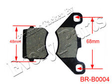 Rear Front Disc Brake Pads Shoes 50cc 70cc 90cc 110cc 125cc ATV Taotao SunL JCL