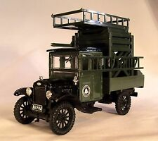 1950 Dodge Hydraulic AT&T Pole Digger Derrick Truck Telephone DieCast Yorkshire