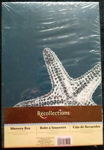 Recollections Starfish Memory Box * Unopened Package !!!!