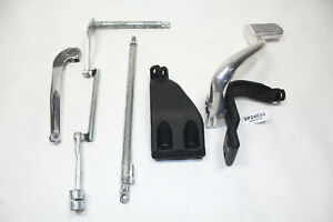 Dyna mid foot controls + shifters + linkage + brake pedal Harley FXDL EPS24032